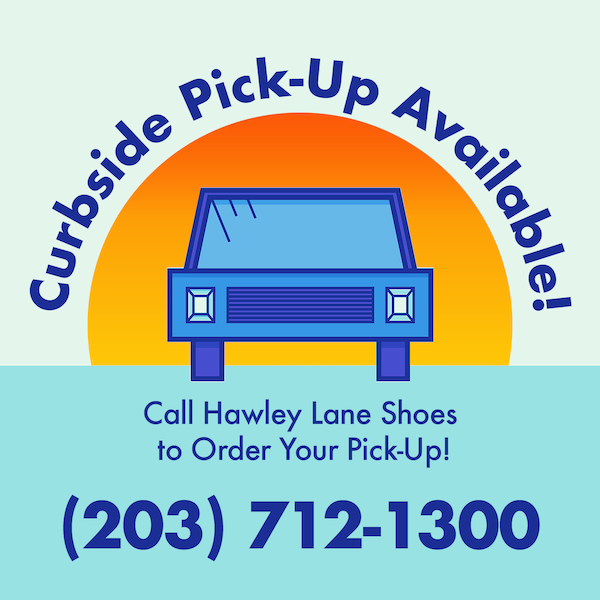 Hawley Lane Shoes Curbside Pickup Available