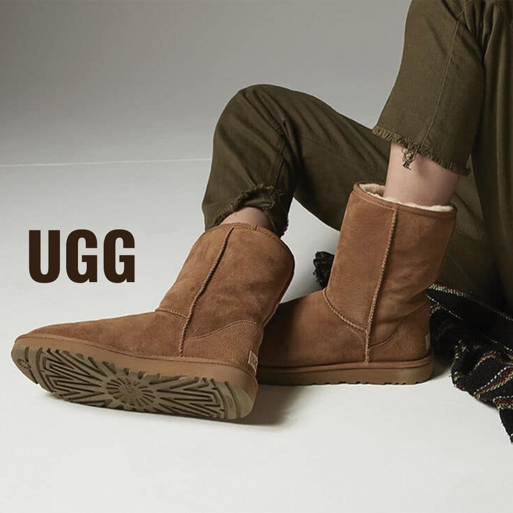 Ugg boots at Hawley Lane Shoes CT