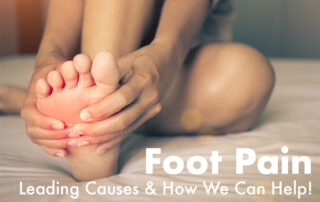 Causes of Foot Pain and How Hawley Lane Shoes, CT Can Help